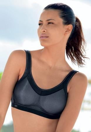 Sportovní podprsenka 5529-Anita redukující pohyb prsou při sportu