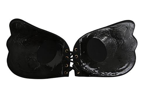 Černá samodržící pushupka