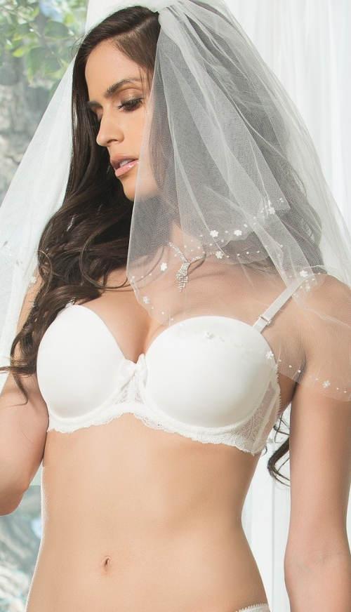 Svatební korzetová podrsenka
