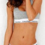 Bavlněná dámská podprsenka Calvin Klein