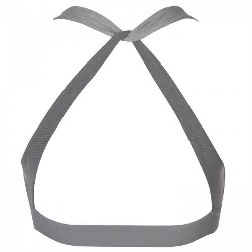 Sportovní podprsenka s propletením na zádech