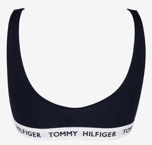 Dámská sportovní podprsenka Tommy Hilfiger za akční cenu
