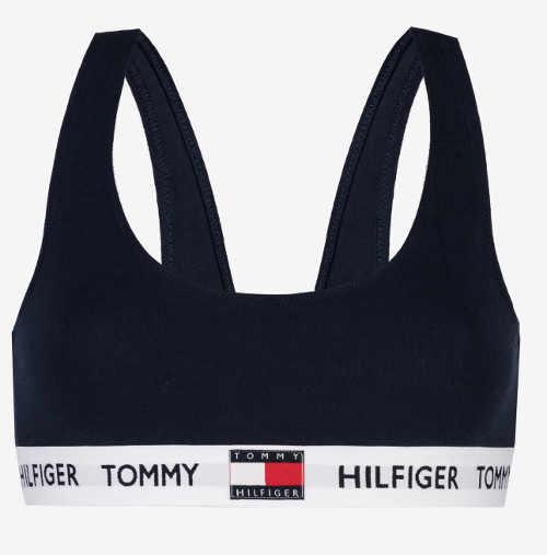 Zlevněná podprsenka na cvičení Tommy Hilfiger