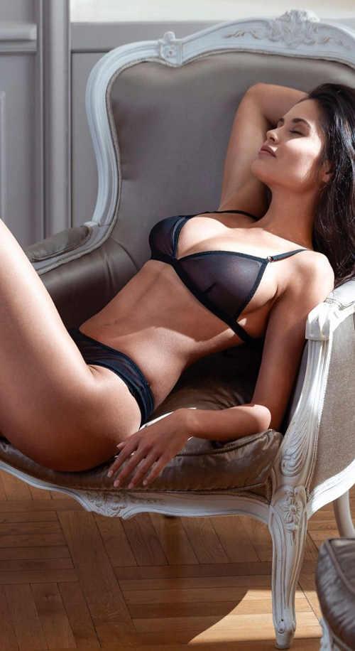 Catalina dámská podprsenka černá