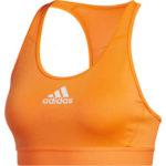 Sportovní podprsenka Adidas z kvalitního prodyšného materiálu