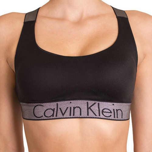 Dámská podprsenka Calvin Klein v trendy sportovním střihu